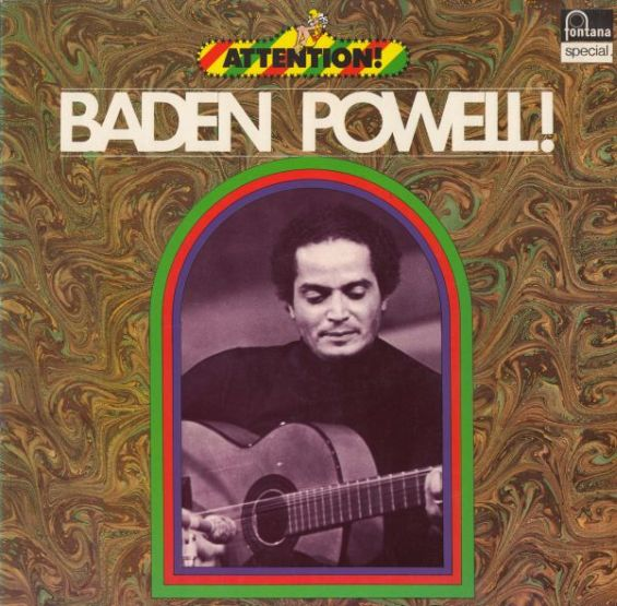 1969 - Attention! Baden Powell!