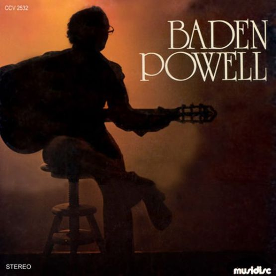 1976 - Baden Powell (4-LP Box)