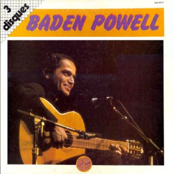 1981 - Baden Powell (3-LP Box)