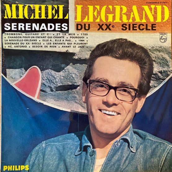 1964 - Serenades Du XXe Siecle - Michel Legrand